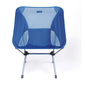 Helinox Chair One XL, blue block/navy